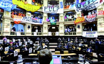 Media sanción del Boleto Educativo, un triunfo de las luchas