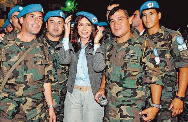 Haití: ¡Fuera las tropas argentinas!