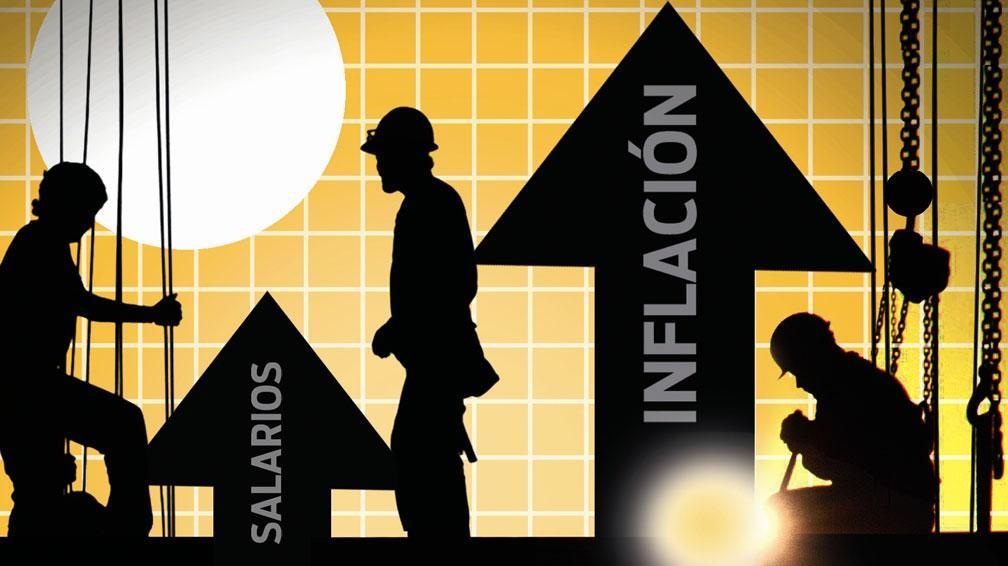 Aumentos salariales no son  inflacionarios