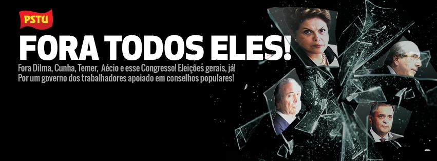 Ante la nueva crisis política: ¡Fuera todos ellos!