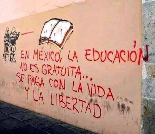 La lucha contra la reforma educativa, es una lucha internacional