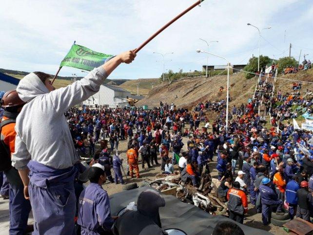 Carta a los mineros de Río Turbio