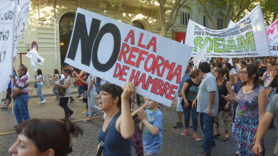 Contra el ajuste y la represión de Macri, lucha y organización en unidad