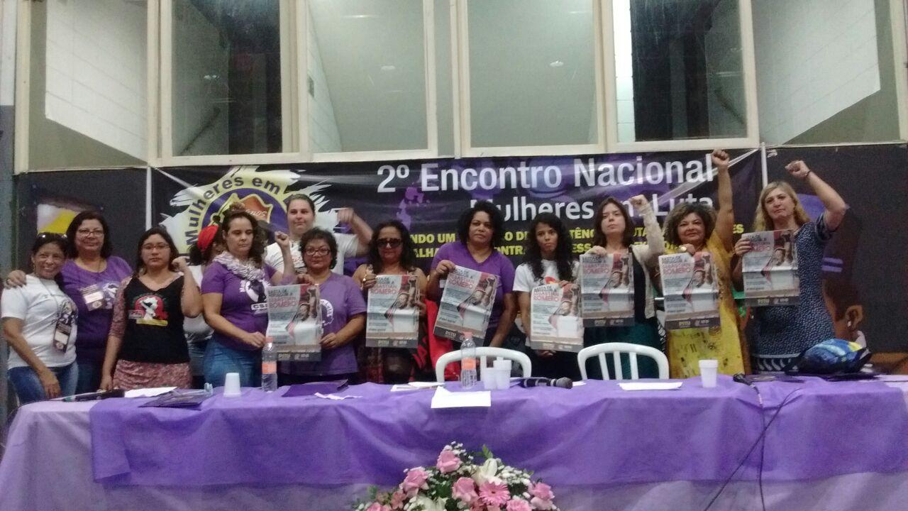 2° Encuentro del Movimiento de Mujeres en Lucha de Brasil