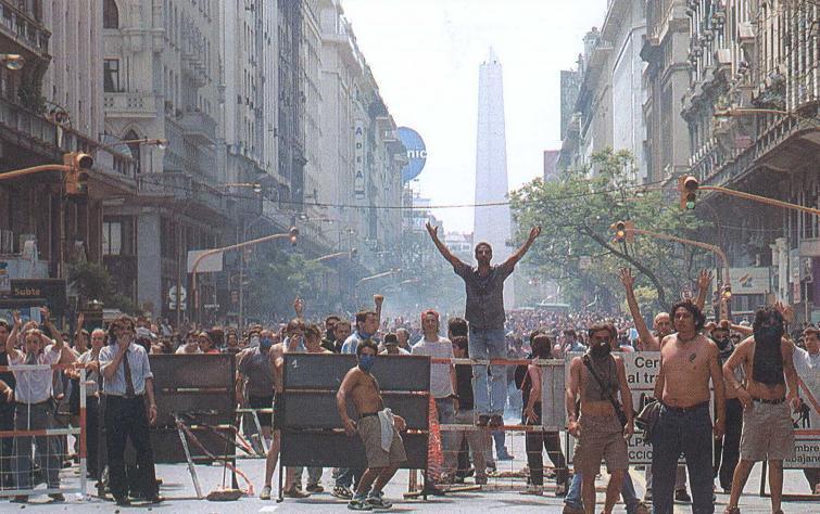 Qué fue el 2001 para los trabajadores