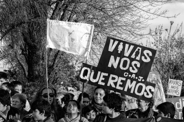 Chile: ¡La lucha contra el machismo se debe ampliar!