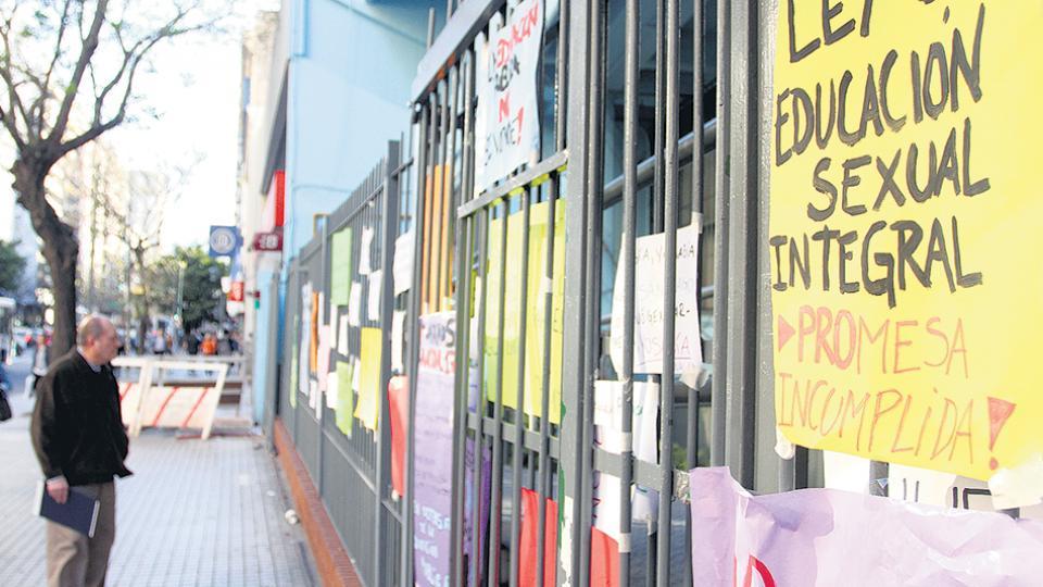Secundarias: siguen organizándose