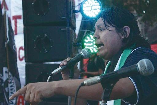 En defensa de la candidatura de Daniel Ruiz en el FIT de Chubut