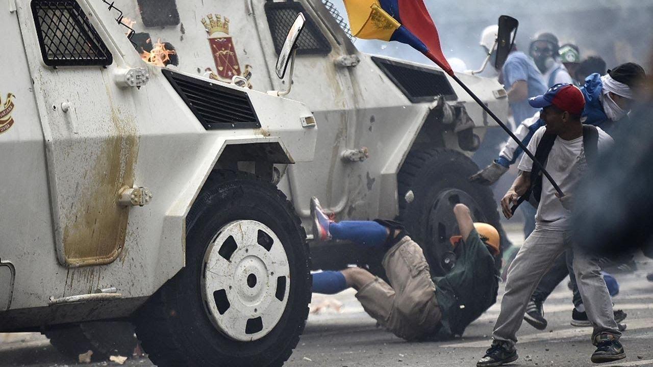 Sobre los acontecimientos del 30 de abril en Venezuela