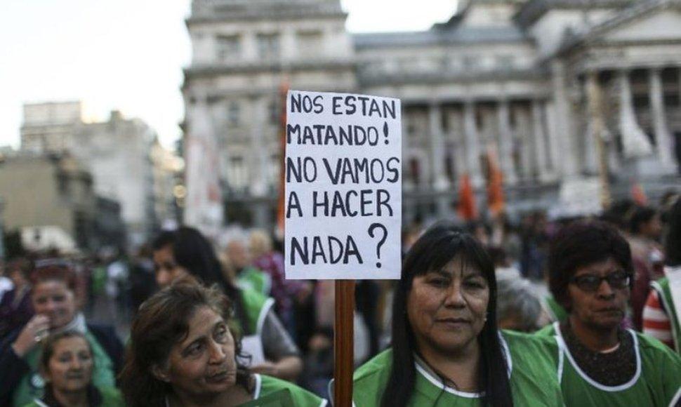 ¡Emergencia Nacional contra la violencia hacia las mujeres!!