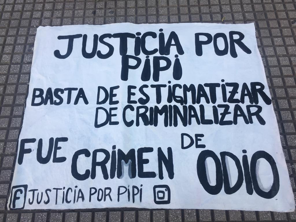 ¡JUSTICIA POR PIPI!