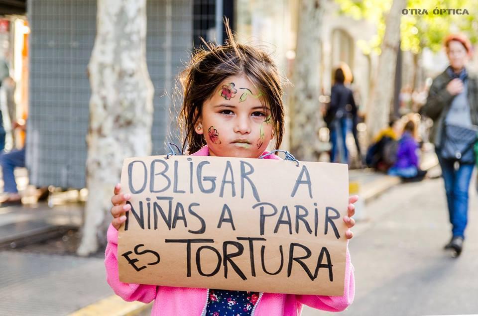 PSTU | NIÑAS NO MADRES | PSTU