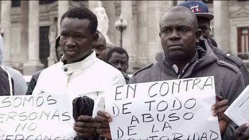 RACISMO, XENOFOBIA Y REPRESIÓN EN ARGENTINA