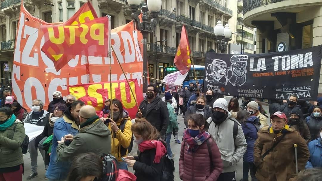 ROSARIO GRITÓ: ¡¡ LIBERTAD PARA SEBASTIÁN ROMERO !!
