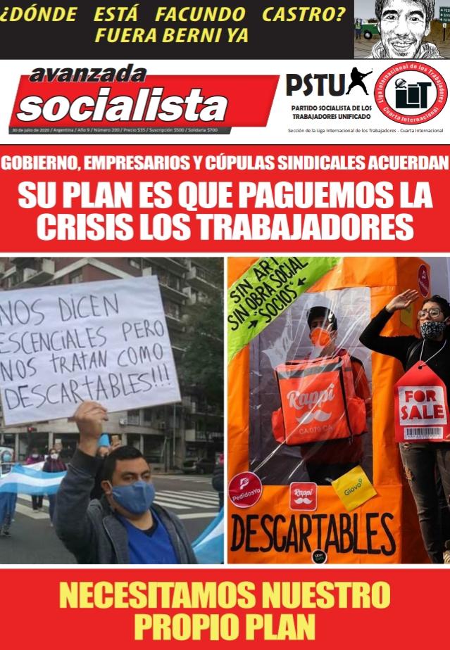 AVANZADA SOCIALISTA 200