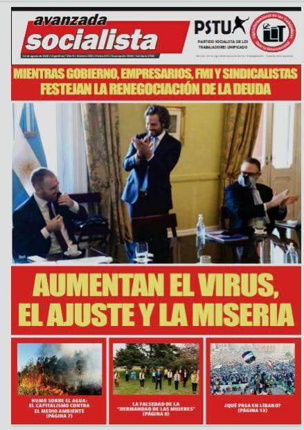 AVANZADA SOCIALISTA 201