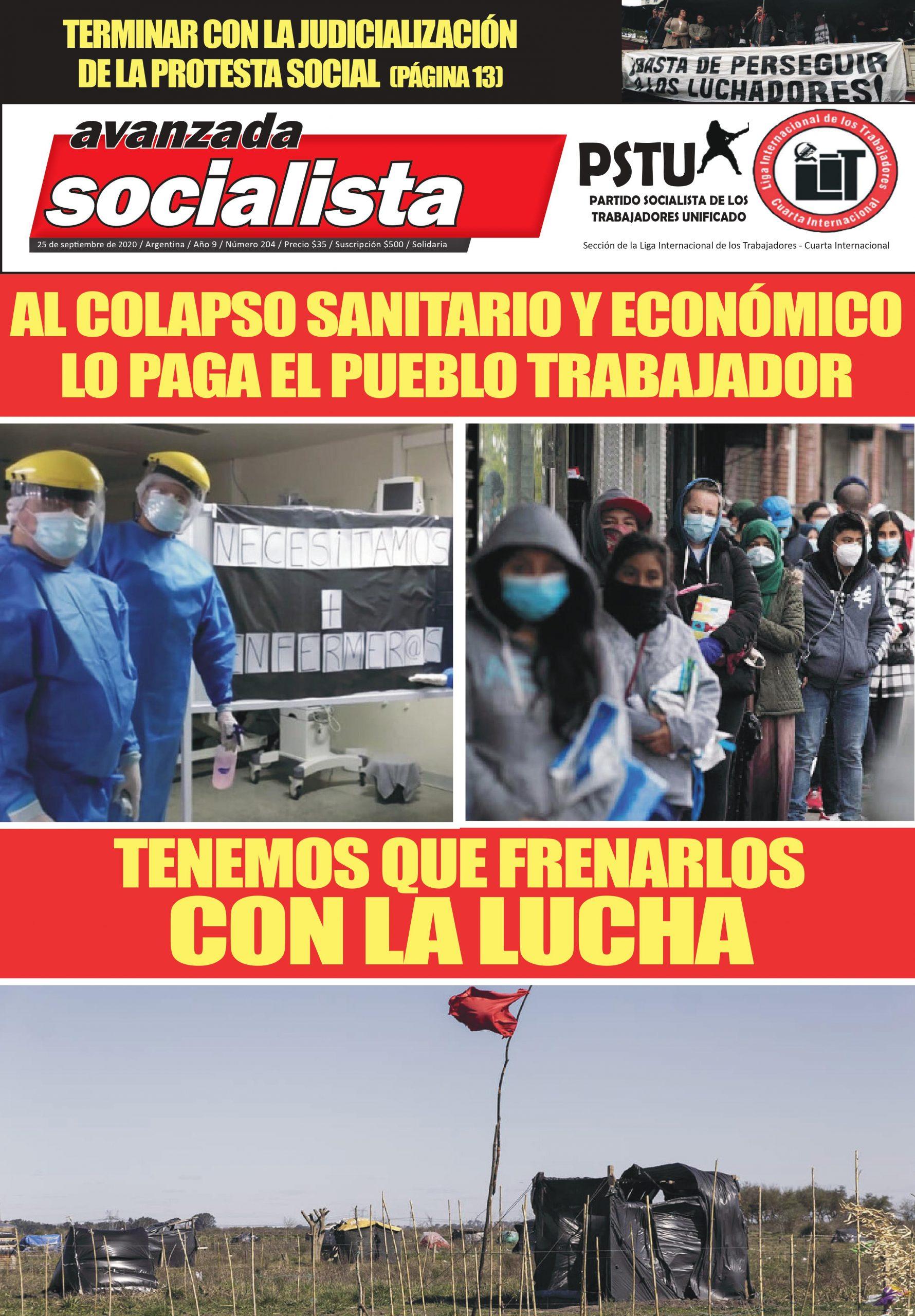 Avanzada Socialista 204