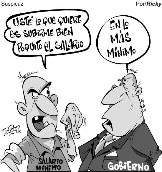 LOS SALARIOS NO GENERAN INFLACIÓN