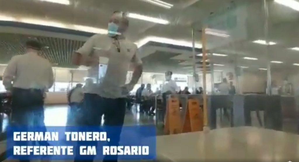 BASTA DE APRIETES EN GENERAL MOTORS