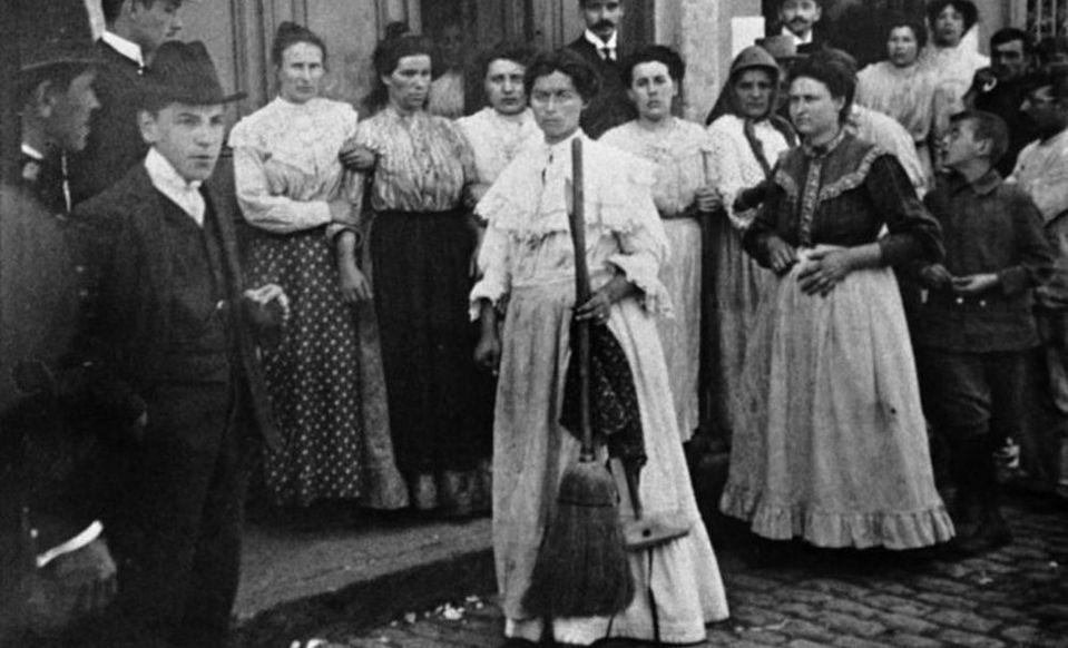 HUELGA DE INQUILINOS DE 1907