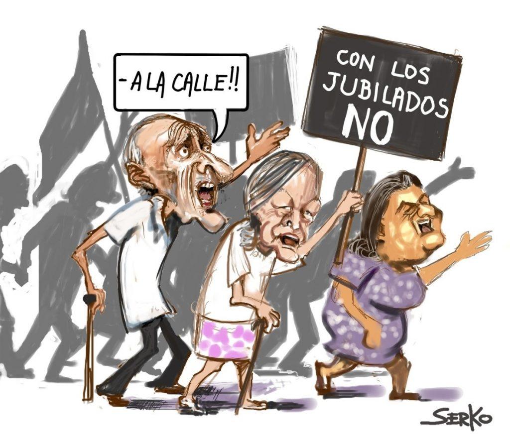 AUMENTOS JUBILATORIOS MENORES A LA INFLACIÓN