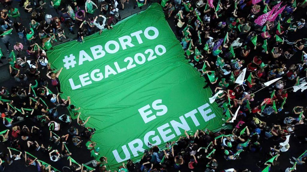 ¡OTRA VEZ A LAS CALLES POR EL ABORTO LEGAL, SEGURO Y GRATUITO !
