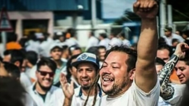 «SUMATE A AYUDARNOS CON LA CAMPAÑA»