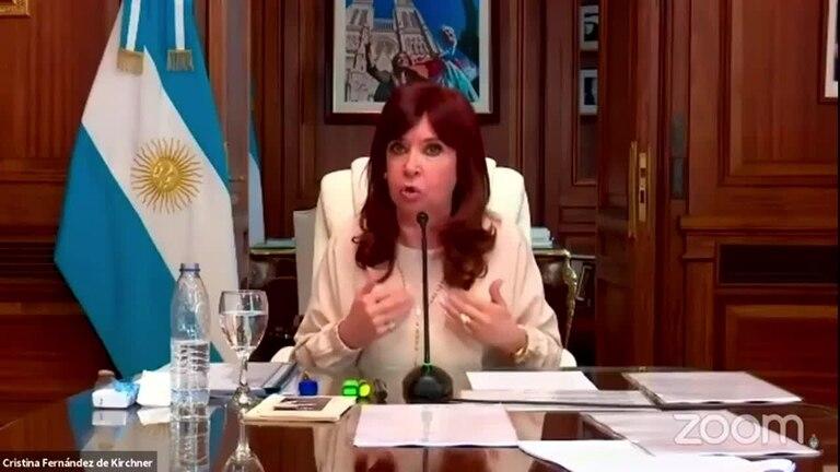 EL DISCURSO DE CRISTINA Y LA JUSTICIA PARA RICOS