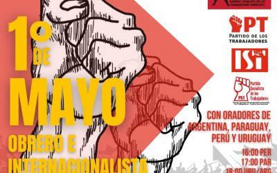 FRENTE A LAS PANDEMIAS CAPITALISTAS, UNA SALIDA OBRERA Y SOCIALISTA