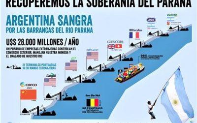 LA CLASE OBRERA FRENTE AL SAQUEO Y LA COLONIZACIÓN