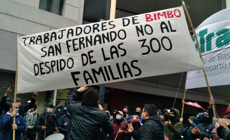 BIMBO Y LA SALTEÑA EN LUCHA