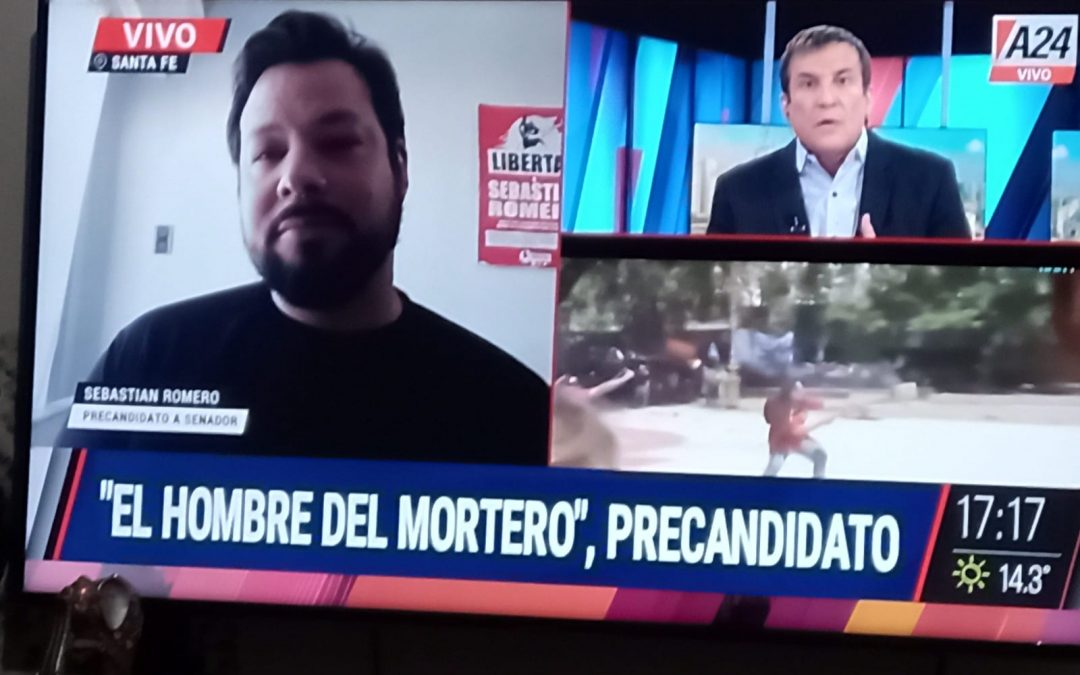SEBASTIÁN ROMERO, EL «GORDO MORTERO», ES CANDIDATO DEL PSTU EN EL  FITU- Unidad de la Izquierda.