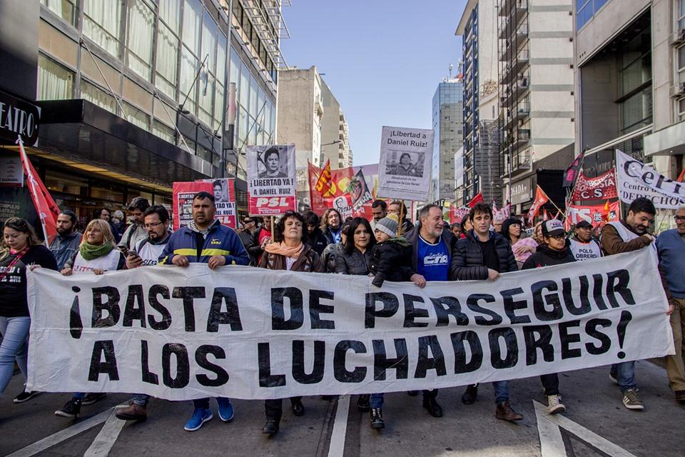 POLÉMICA CON EL PARTIDO OBRERO SOBRE EL FINAL DEL JUICIO 18D: DOS ESTRATEGIAS DISTINTAS