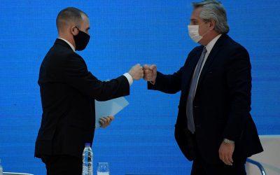 PRESUPUESTO 2022: MÁS SOMETIMIENTO AL FMI
