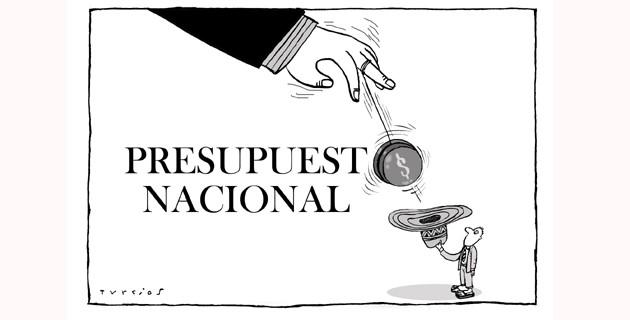 MENOR ASIGNACION DE RECURSOS